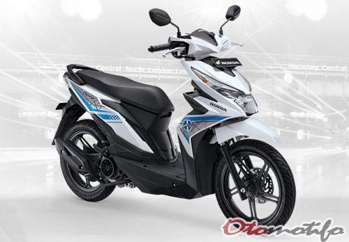 Fitur All New Honda Beat eSP
