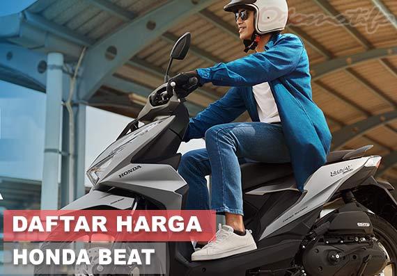 Harga All New Honda Beat