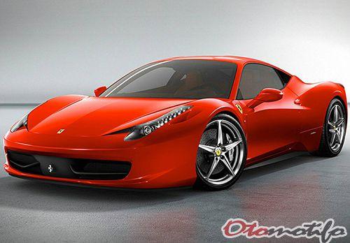 Harga Ferrari 458 Italia