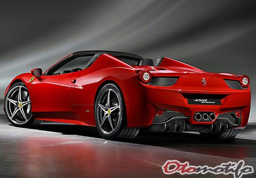 Harga Mobil Ferrari Terbaru November 2018 - OtoManiac