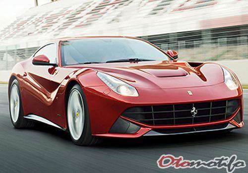 Harga Ferrari F12 Berlinetta