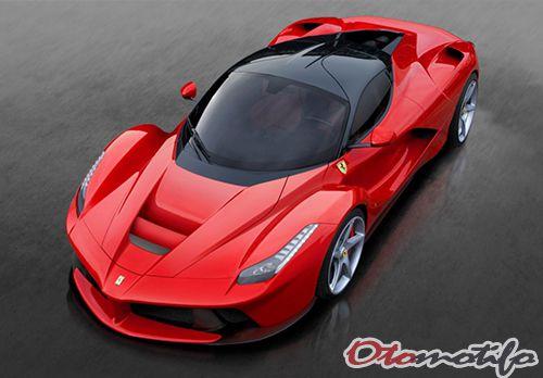 Harga Ferrari LaFerrari