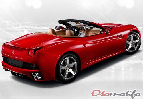 Harga Mobil Ferrari Terbaru