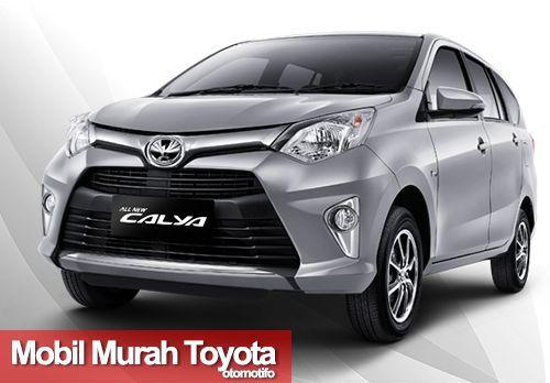 Harga Mobil Murah Toyota