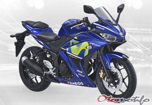 Harga Yamaha R25 Movistar