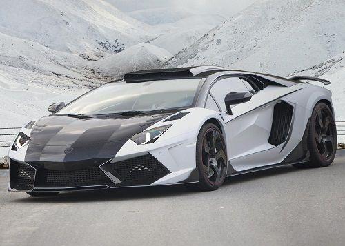 LamborghiniMansory Carbonado GT