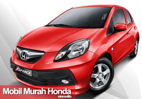 Mobil Murah Honda