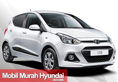 Mobil Murah Hyundai