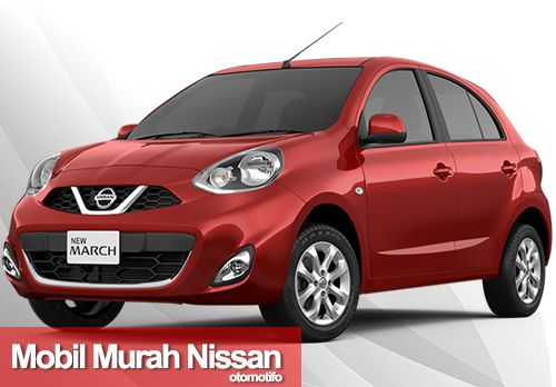 Mobil Murah Nissan