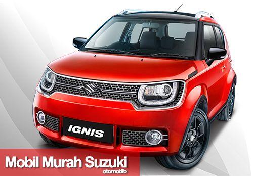 Mobil Murah Suzuki