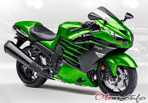 10 Harga Motor Kawasaki Ninja 4 Tak Terbaru 2019 Otomotifo