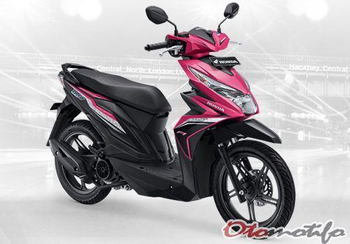 Spesifikasi dan Harga All New Honda Beat eSP
