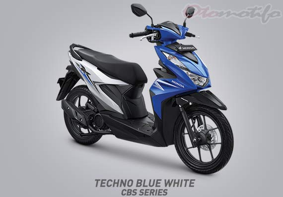 Warna All New Honda Beat