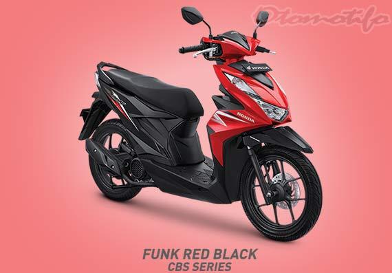 9 Warna Baru Honda Beat 2020 Tipe Cbs Iss Dan Deluxe Bmspeed7 Com