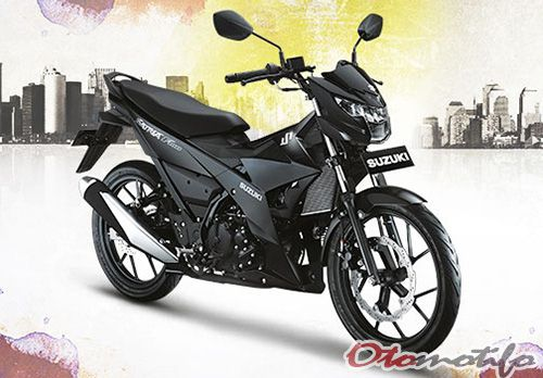 All New Suzuki Satria F150