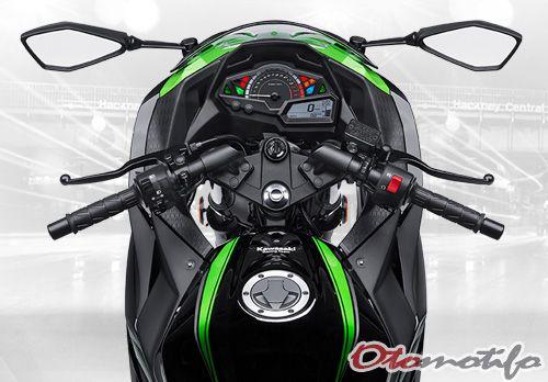 Fitur Ninja 250