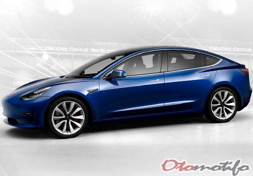Harga Mobil Tesla Model 3