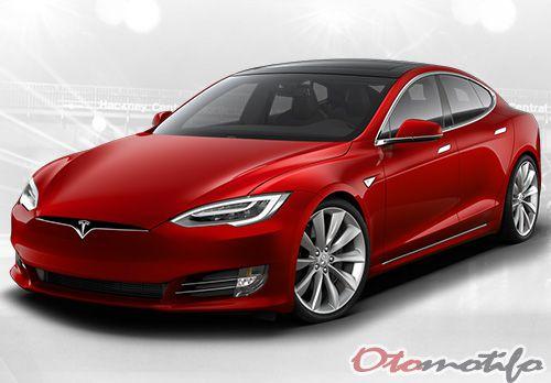 Harga Mobil Tesla Model S