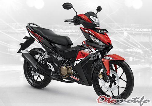 Harga Motor Bebek Honda