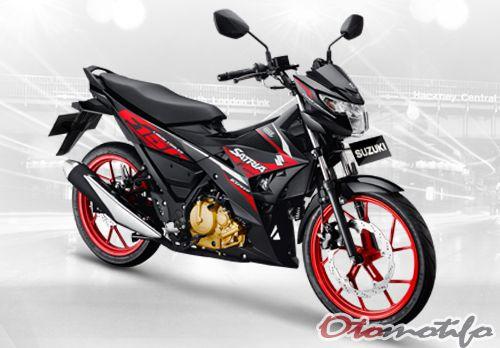 Harga Motor Bebek Suzuki