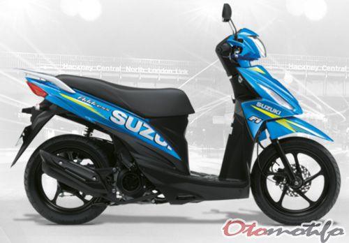 Harga Motor Matic Suzuki