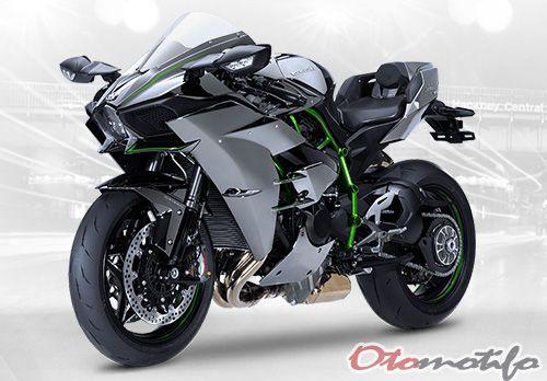 Motor Sport Kawasaki Terbaru