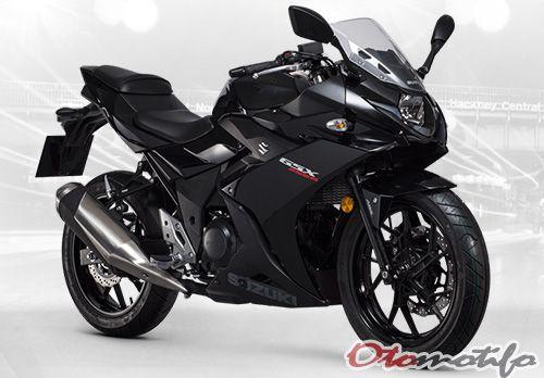 Motor Suzuki Terbaru