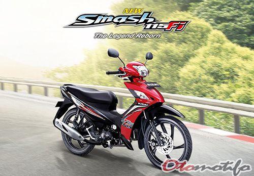 New Suzuki Smash 155 FI