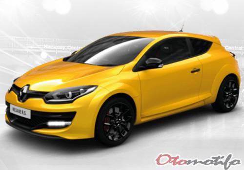 Renaulte Megane RS