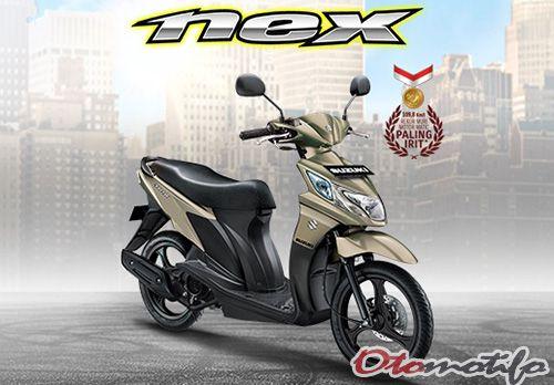 Suzuki Nex Reborn
