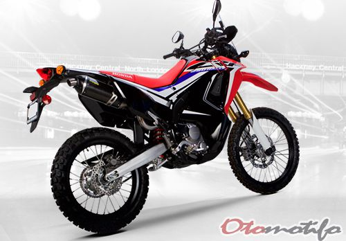 Daftar Harga Motor Trail Honda