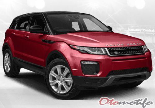 Harga Mobil Range Rover Terbaru