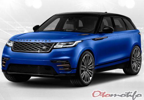 Harga Range Rover Velar 2.0