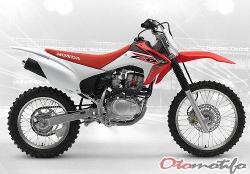 Honda CR150F