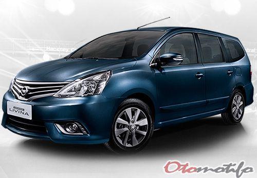 Mobil MPV Nissan Grand Livina