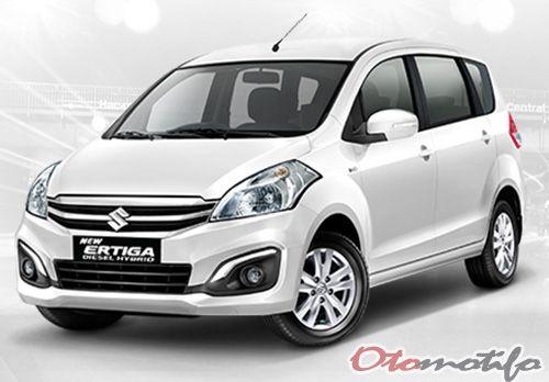 Mobil MPV Suzuki Ertiga