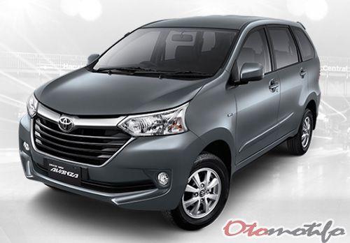 Mobil MPV Toyota Avanza