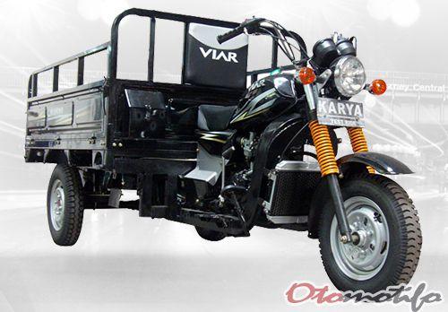 Motor Roda Tiga Viar