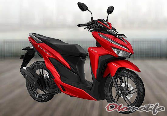 Spesifikasi dan Harga Honda Vario 2018