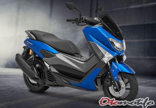 Performa Yamaha Nmax 2018