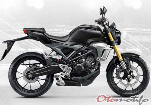 Review Honda CB150R ExMotion