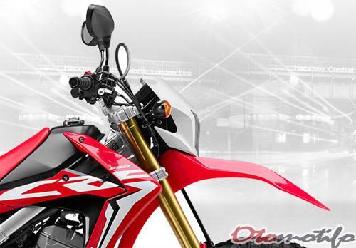 Spesifikasi Honda CRF250L