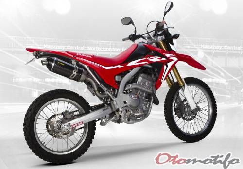 Honda Crf250 Rally Punya Warna Baru Harga Rp 72 Juta Otomotif