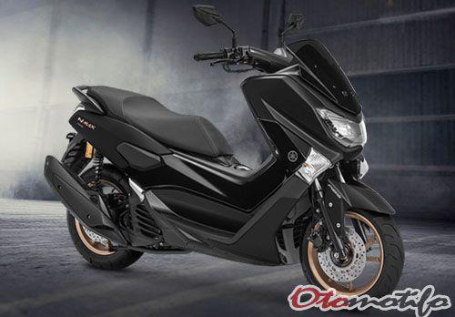 Yamaha Nmax 155 2019 Abs Warna Baru Harga Dan Spesifikasi