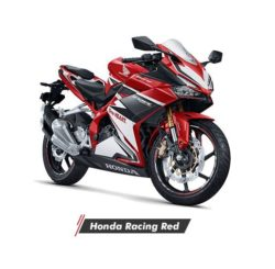 Warna Honda CBR250RR Honda Racing Red