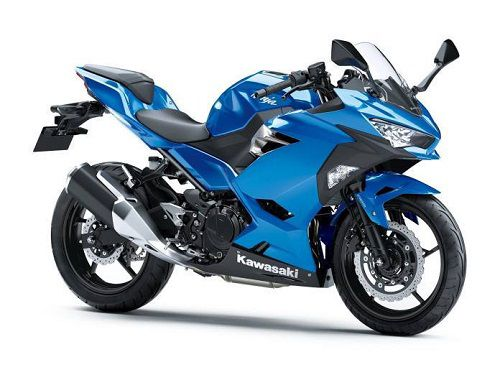 All New Kawasaki Ninja 250 Fi 2018 Blue Metallic