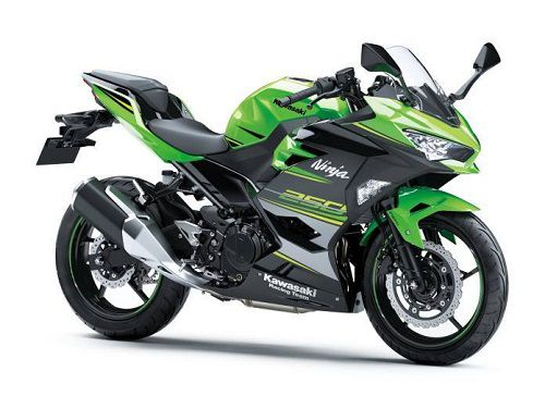All New Kawasaki Ninja 250 Fi 2018 Green KRT Racing