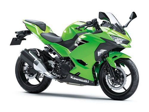 All New Kawasaki Ninja 250 Fi 2018 Green Metallic