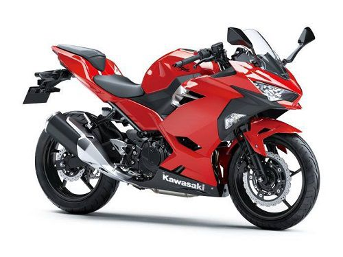 All New Kawasaki Ninja 250 Fi 2018 Red Metallic