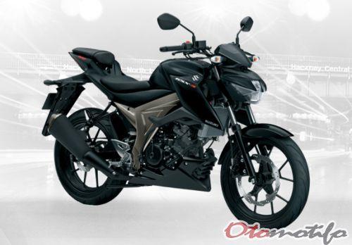 Fitur Suzuki GSX S150